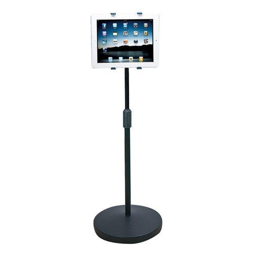 iPad-Tablet Universal Mount Floor Stand - Learning Headphones