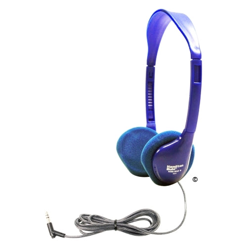 School Headphones - HA2 Blue - Learning Headphones