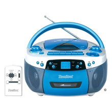 Load image into Gallery viewer, USB, MP3, CD Listening Center, 6 Deluxe School Headsets - Learning Headphones