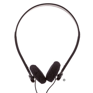 Disposable On-Ear Headphones - Learning Headphones