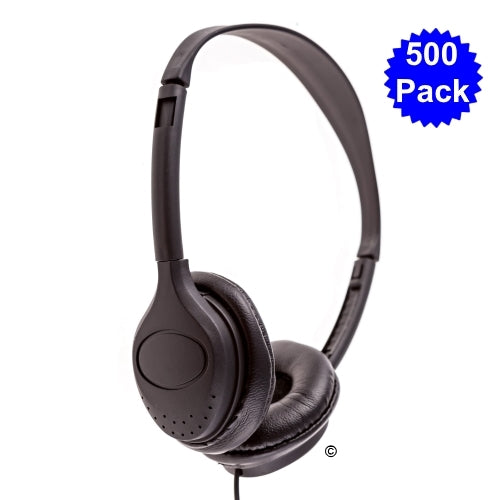 500 Pack School Headphones LH-313 - Learning Headphones