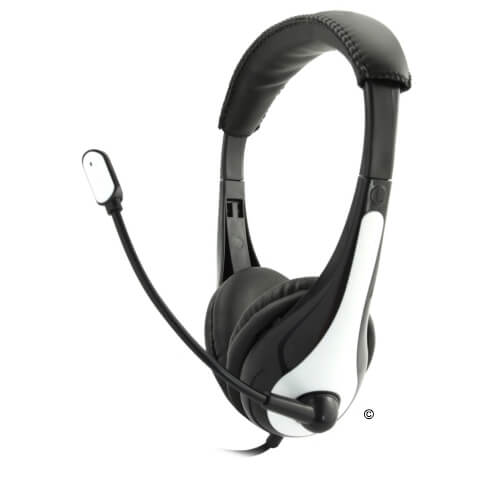 Stereo Headset with Microphone ID-36