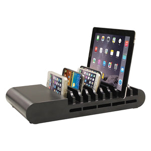 10 Port USB Charging Station - Learning Headphones