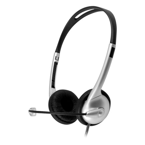 Mach-1 USB Headset with Volume Control - Learning Headphones