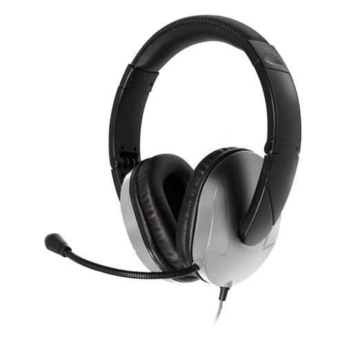 Mach-2 Multimedia Stereo School Headset - Learning Headphones