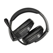 Load image into Gallery viewer, MACH-2™ USB Type -C Multimedia Stereo Headset - Over-Ear with Steel Reinforced Gooseneck Mic