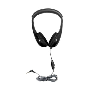 Motiv8 TRS Classroom Headphone with In-line Volume Control - Learning Headphones