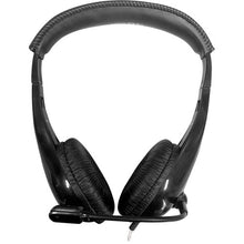 Load image into Gallery viewer, Motiv8 Multimedia Headset with Steel-Reinforced Gooseneck Microphone - Learning Headphones