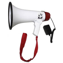 Load image into Gallery viewer, Mighty Mic 15 Watt Megaphone with Voice Recording, External Mic - Learning Headphones