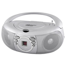 Load image into Gallery viewer, Top CD Boombox w- AM-FM Radio - Learning Headphones