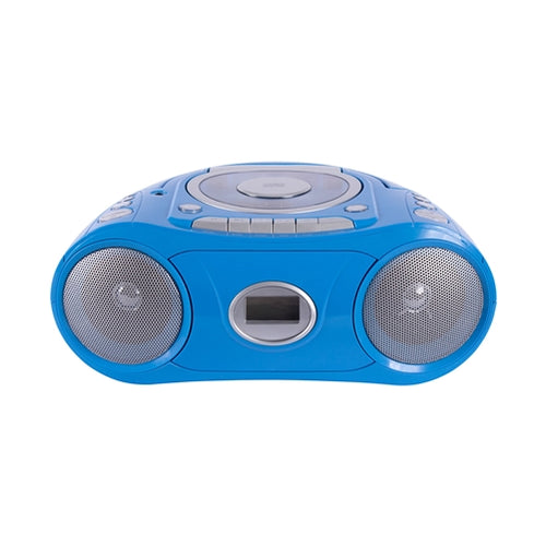 Bluetooth CD Cassette, FM Boombox - Learning Headphones