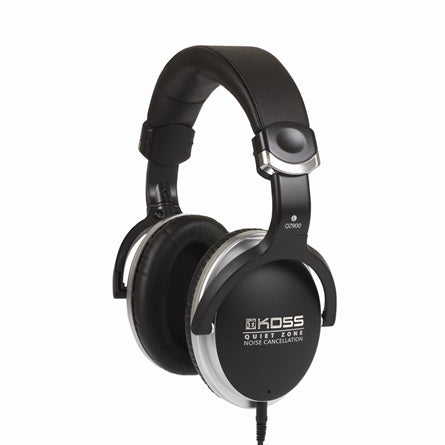 Active Noise Cancellation Headphones with Volume Control - Learning Headphones