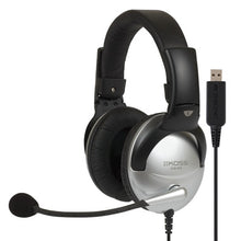 Load image into Gallery viewer, USB Multimedia Headset with Mic - Learning Headphones