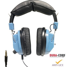 Load image into Gallery viewer, Deluxe School Headset with In-Line Microphone TRRS Plug - Learning Headphones