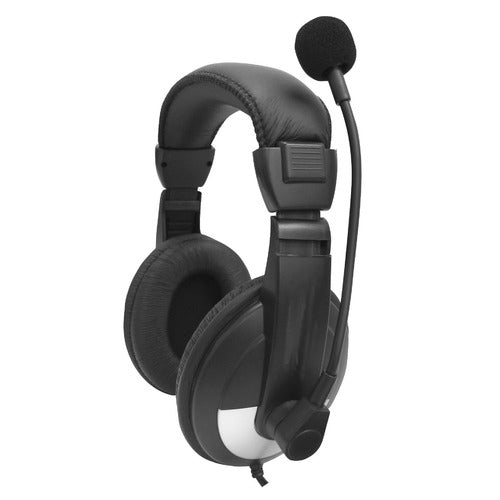 School Headset with Microphone SMB-25VC - Learning Headphones