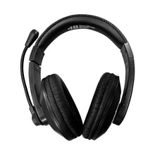 Load image into Gallery viewer, Smart-Trek Deluxe Stereo Headset with Volume Control and USB Plug - Learning Headphones