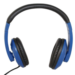 ThinkWrite Ultra Durable Headphone with 3.5mm Plug - Navy