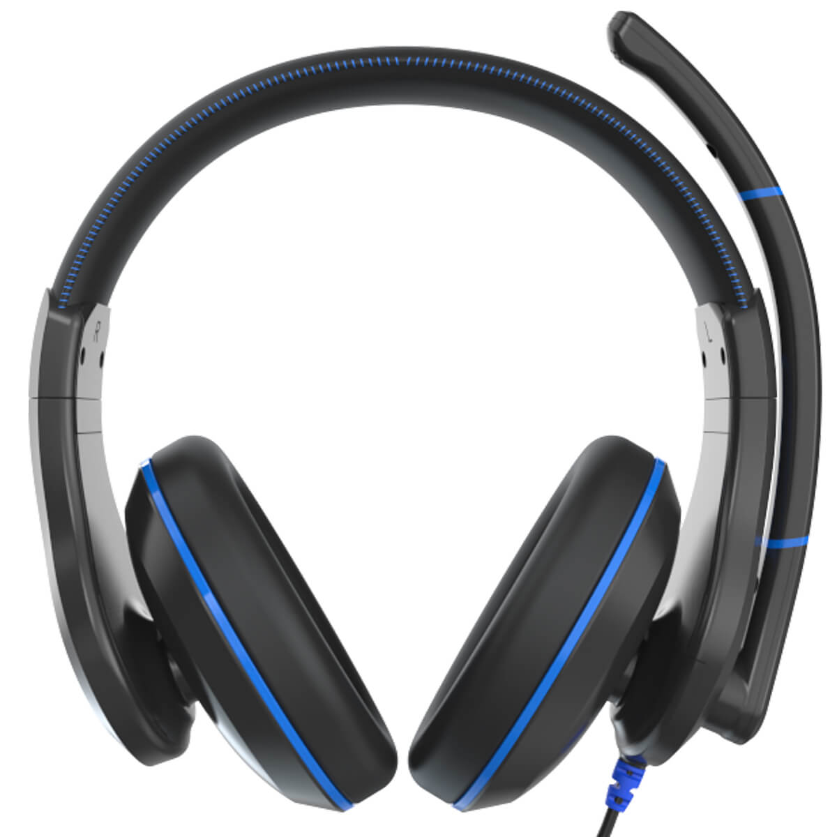 Ultra Durable Pro Headsets with USB plug - Learning Headphones