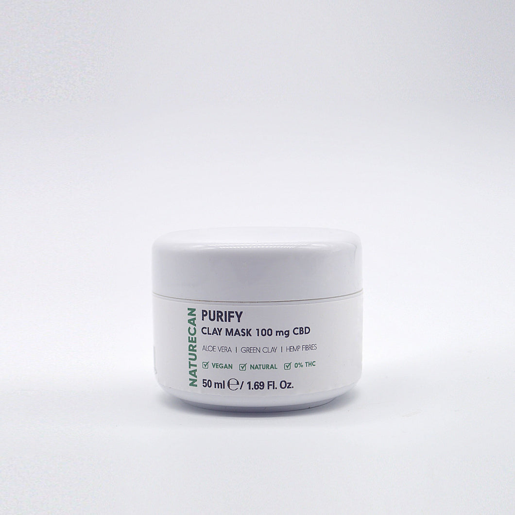 Purify CBD Clay Mask