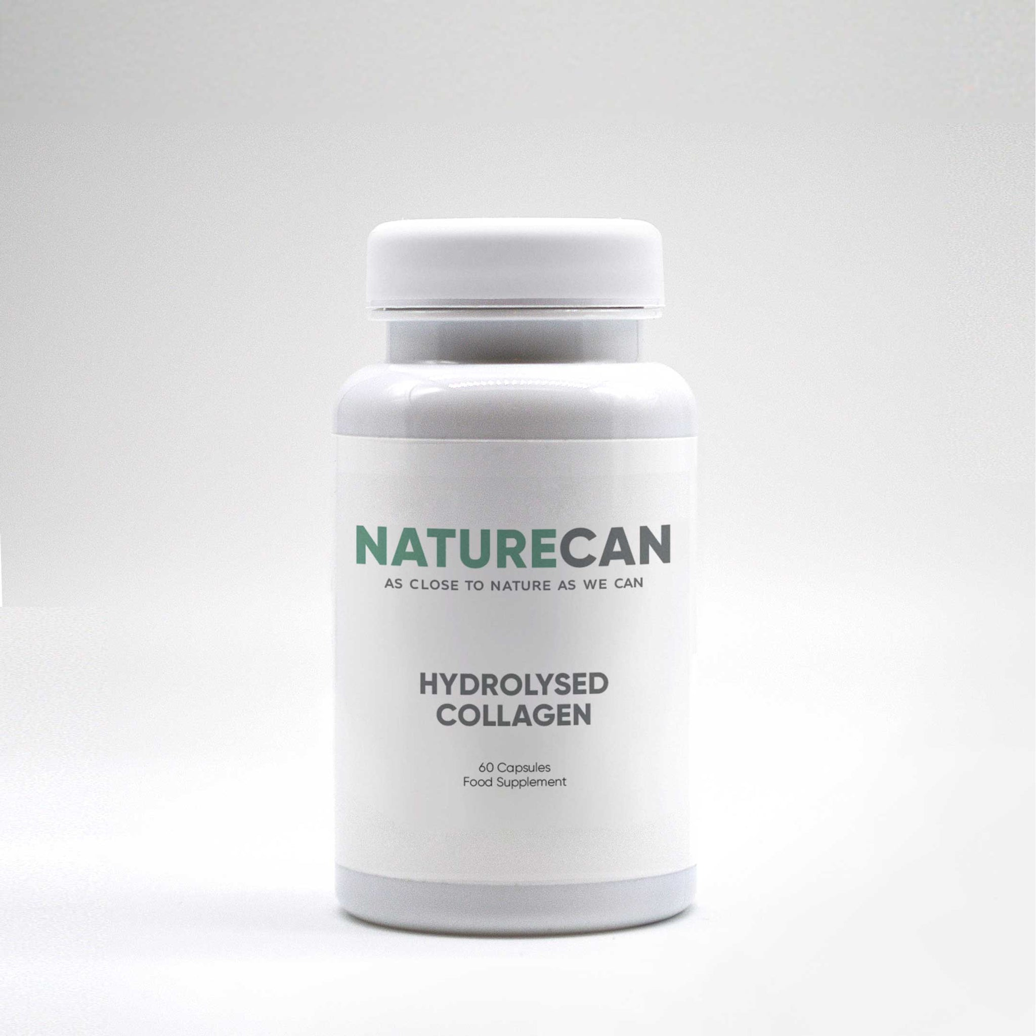 Hydrolyserat kollagen-Naturecan SE