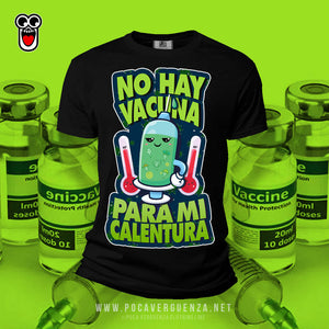 Camiseta Exclusiva - Vacuna