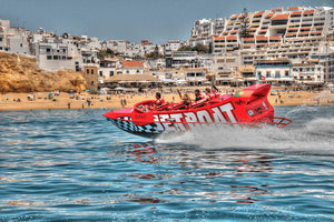 Albufeira High Speed Jet Boat - Very Into Partying
