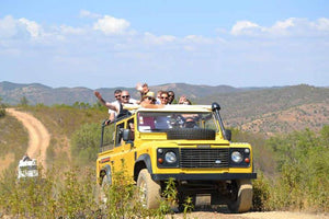 Algarve Full Day Jeep Safari & Lunch - Very Into Partying