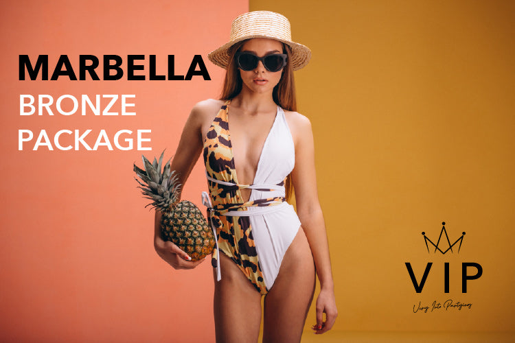 Marbella Bronze Package - Very Into Partying