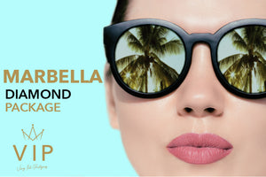 Marbella Diamond Package - Very Into Partying