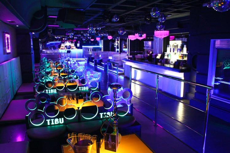 Marbella, Tibu Nightclub - Guest List Entrance - Very Into Partying