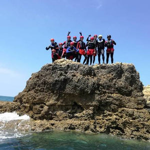 AlgarveCoasteering Experience - Very Into Partying