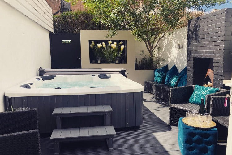 Bournemouth, Boutique House With Hot Tub
