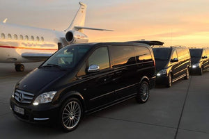 Marbella to Malaga -  Return Airport Transfers - Very Into Partying