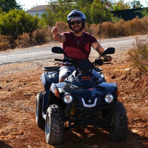 Algarve Quad-biking Experience - Very Into Partying