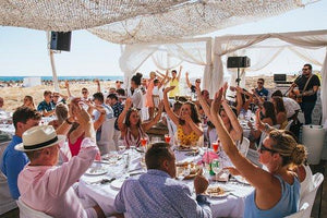 Vilamoura´s Thai Beach Menu - Very Into Partying