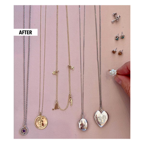 Jewelry Rehab - after picture