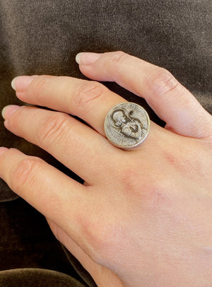Grace Signet Ring