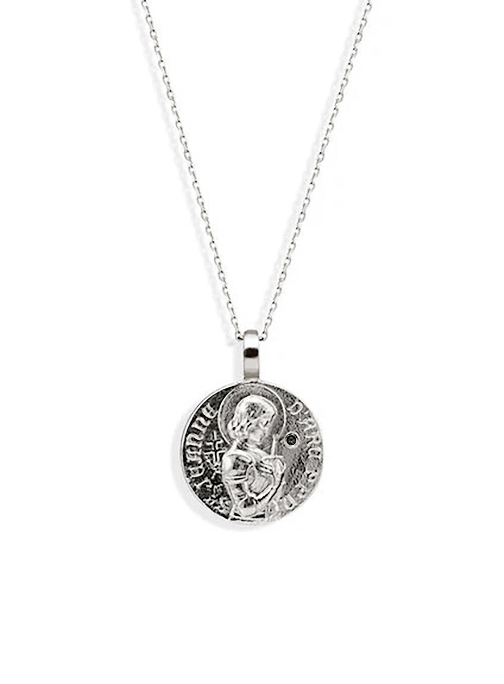 Grace Medallion Necklace