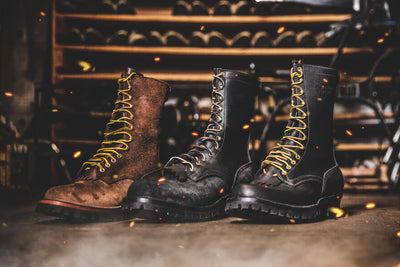 Durable Boots <br>for the Hardworking American