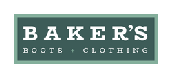 Baker's Boots and Clothing