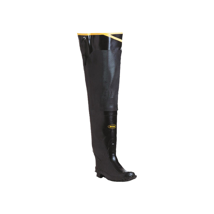 "LaCrosse Premium Hip Boot 32"" Black - Baker's Boots and Clothing"