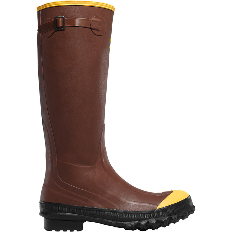"LaCrosse 16"" Pac Rust ST - Baker's Boots and Clothing"