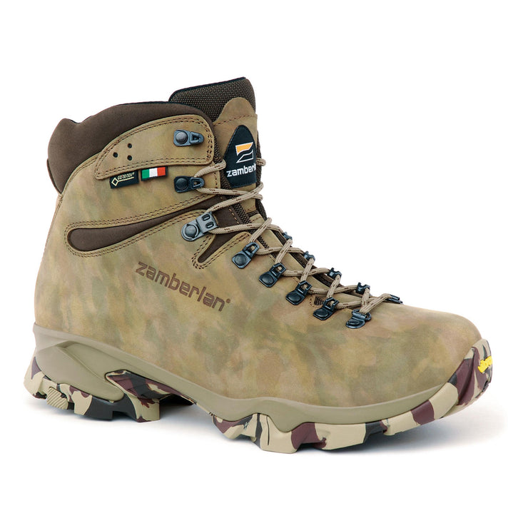 Zamberlan 1013 Leopard GTX-  Camo - Wide - Baker's Boots and Clothing