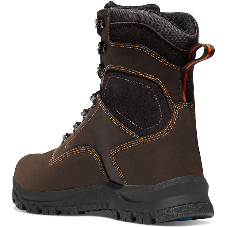 "Danner Crafter 8"" Brown 600G NMT - Baker's Boots and Clothing"