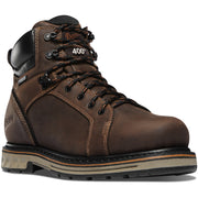 "Danner Steel Yard 6"" Brown 400G ST - Baker's Boots and Clothing"