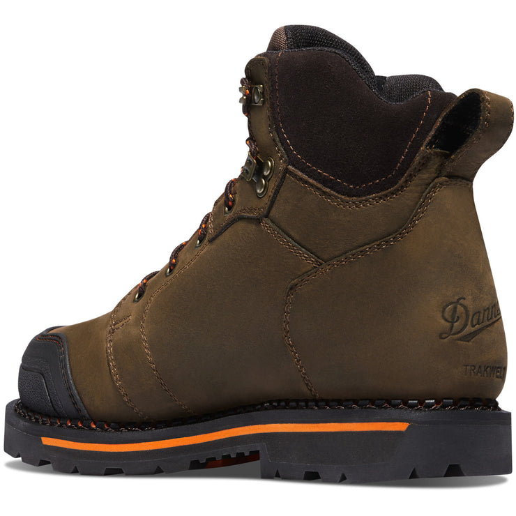 "Danner Trakwelt 6"" Brown - Baker's Boots and Clothing"