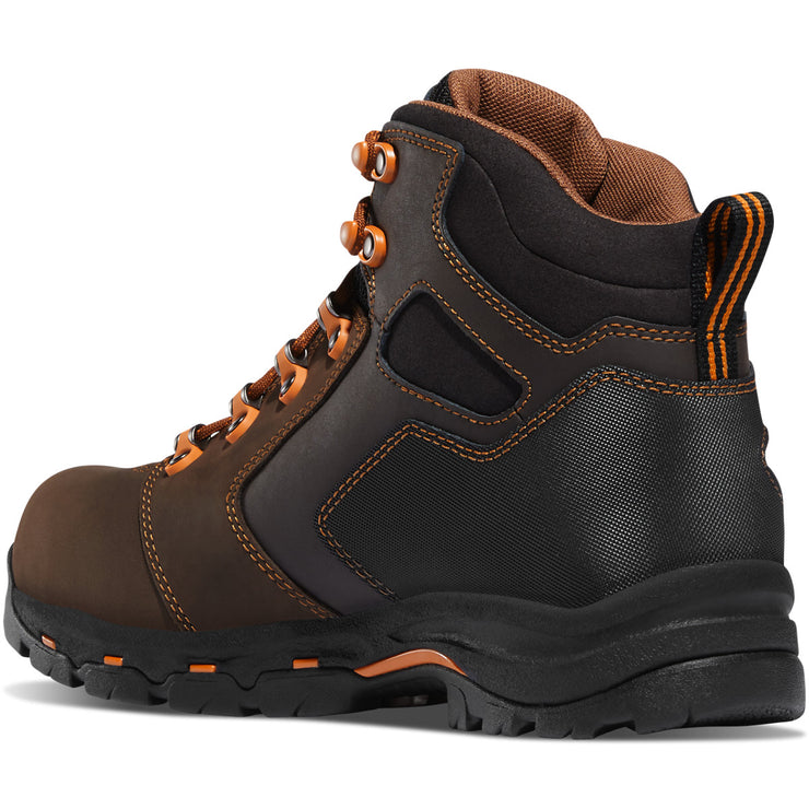 "Danner Vicious 4.5"" Brown/Orange - Baker's Boots and Clothing"