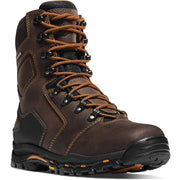 "Danner Vicious 8"" Brown - Baker's Boots and Clothing"