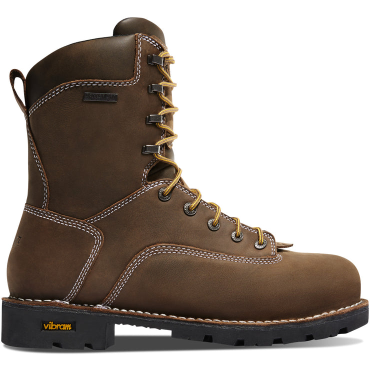 "Danner Gritstone 8"" Brown AT - Baker's Boots and Clothing"