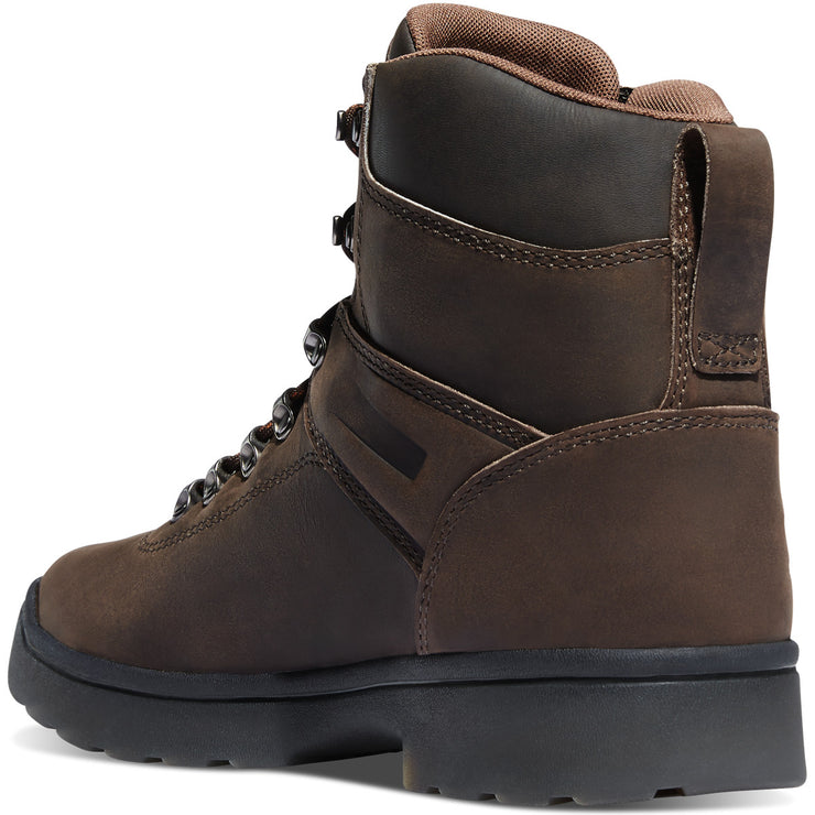 "Danner Ironsoft 6"" Brown NMT - Baker's Boots and Clothing"